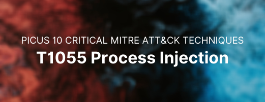 T1055 Process Injection