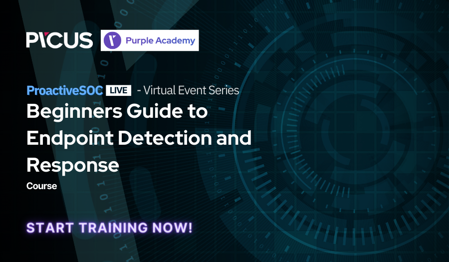 Beginners guide to endpoint detection and response